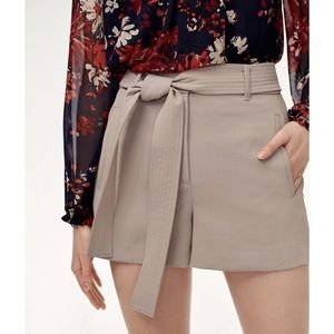 Aritzia Jallade Shorts in Lucite ✨ NWT